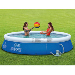 Quick-Up-Pool-Set 450 x 86 cm